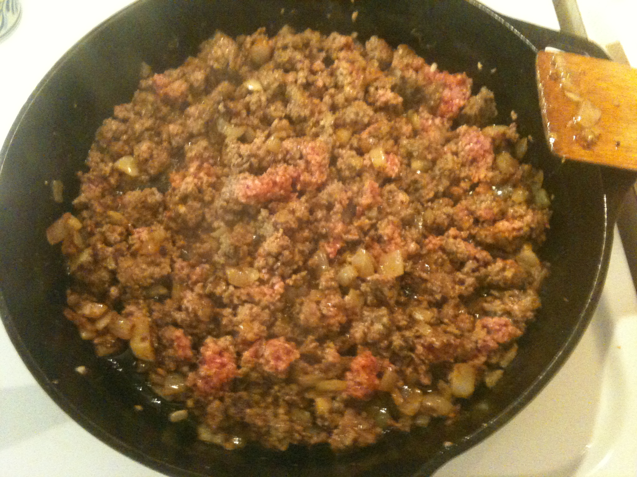MaidRite Ground Beef Cooking